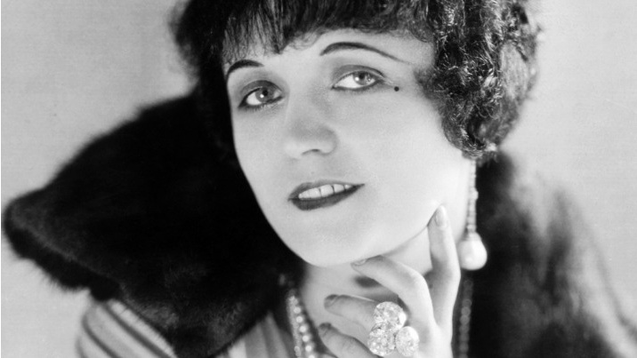 Z Brdowa rodem: Zdobyła Hollywood i serce Rudolfa Valentino
