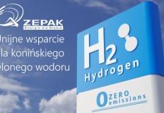 ZE PAK otrzyma dofinansowanie na budowę instalacji wodorowej