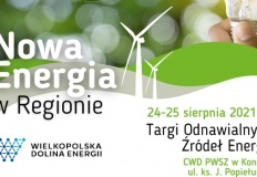 Konin zaprasza na sierpniowe Targi Odnawialnych Źródeł Energii