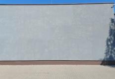 Budzisław Kościelny. Mural dla bohaterów spod Monte Cassino