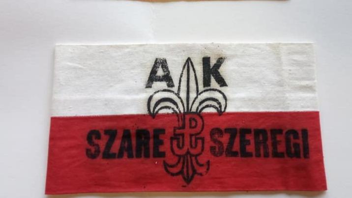 Pamiątki z Powstania Warszawskiego w licheńskim muzeum