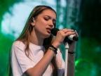 Viki Gabor zagrała w Kleczewie. Lato z Domem Kultury