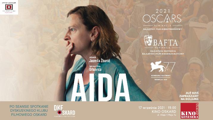 """Kino Konesera """"Aida"""" / napisy"""