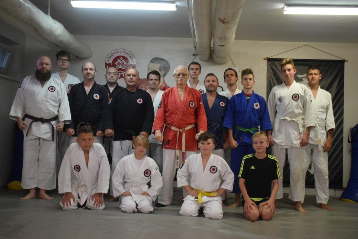 """Wojciech Malczak: """"Ju-jitsu sprawia, że człowiek staje się lepszy"""""""