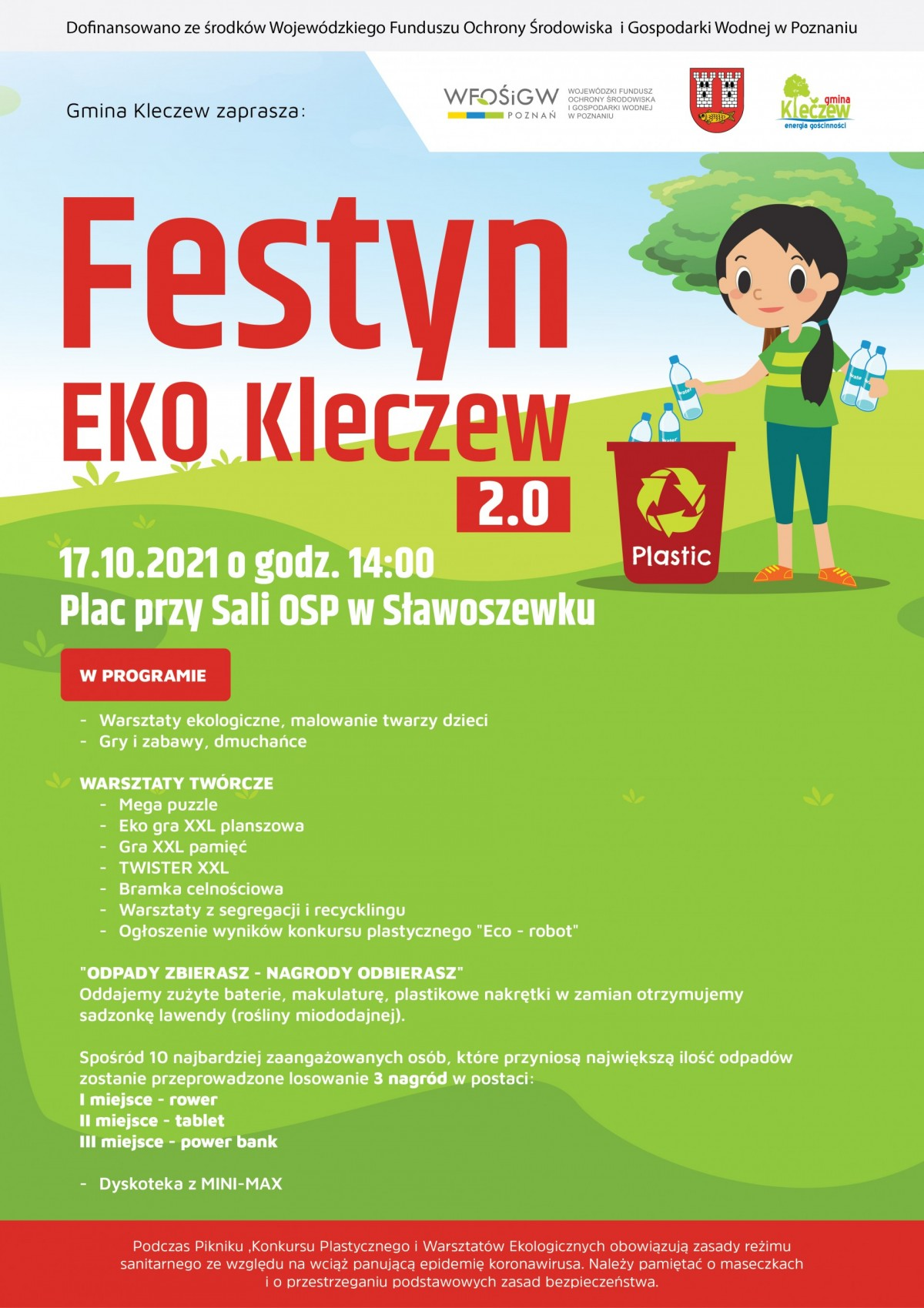 """Festyn """"EKO Kleczew 2.0"""""""