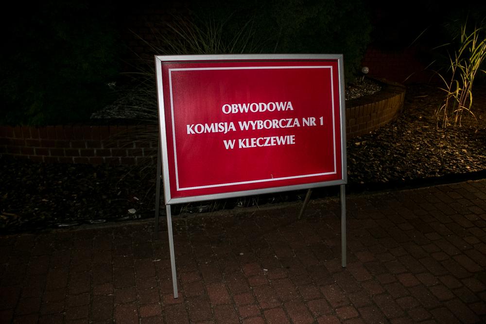 Oficjalnie: Rada Miejska w Kleczewie zostaje. Zabrakło frekwencji