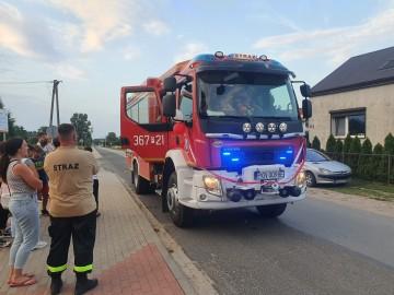Spełnione marzenie. Nowy wóz strażacki dla druhów OSP z Węglewa