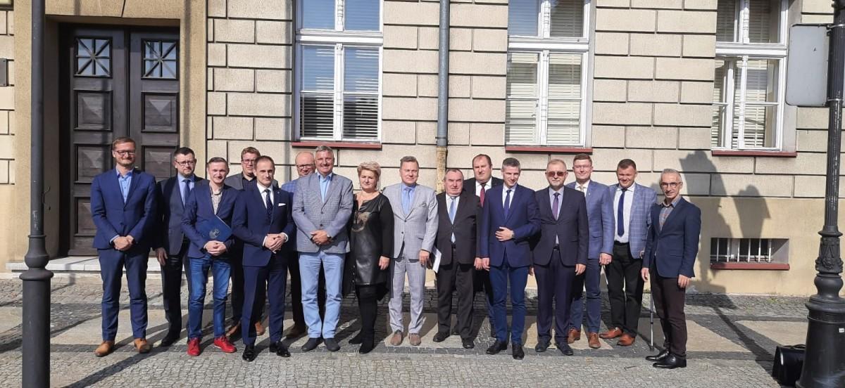 Samorządowcy razem! Powstało Stowarzyszenie Aglomeracja Konińska