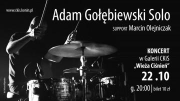Adam Gołębiewski solo - koncert