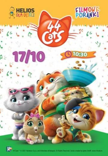 FILMOWE PORANKI: 44 Koty, cz. 7
