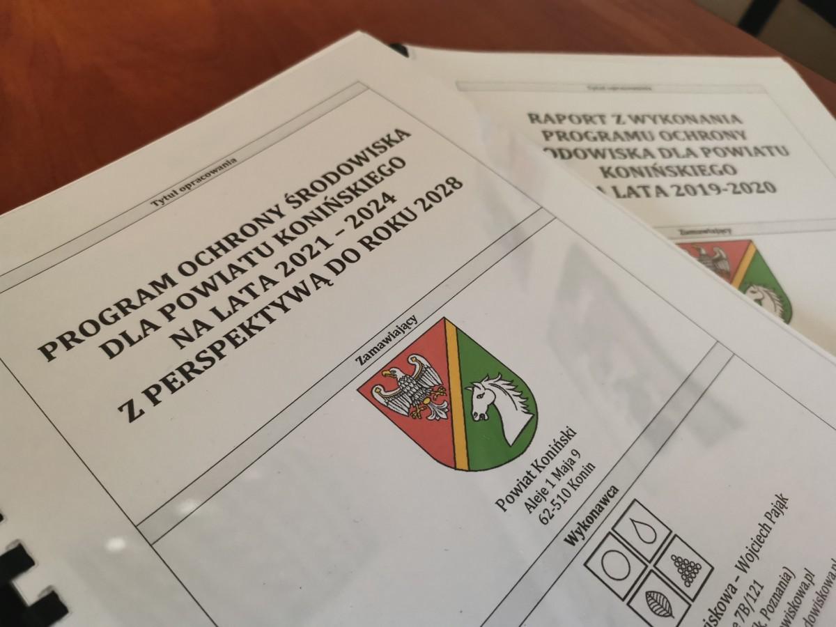 Priorytety i kierunki działania nowego programu ochrony środowiska w powiecie konińskim