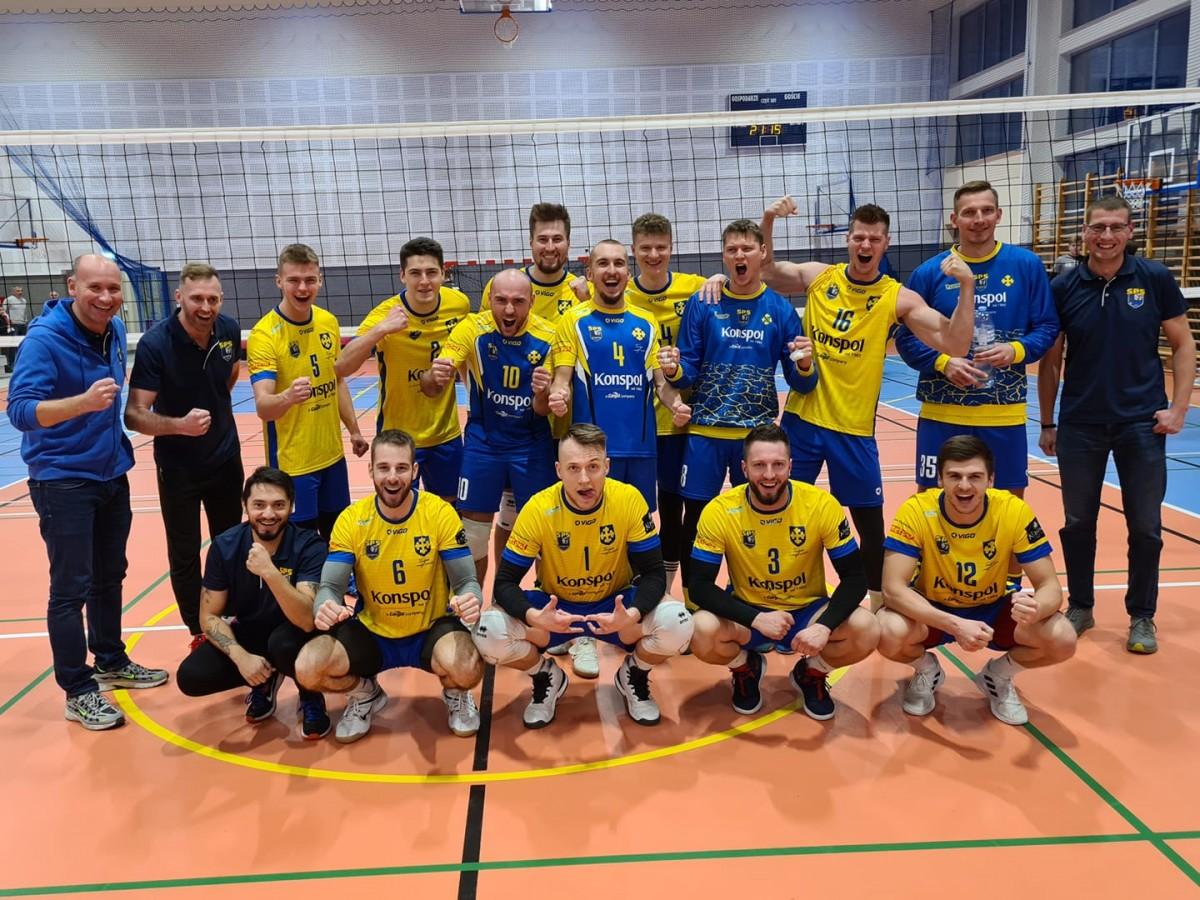 Tauron Puchar Polski. SPS Konspol Słupca gra dalej