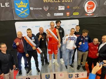 Mateusz Kałecki z medalem na Młodzieżowych Mistrzostwach Polski
