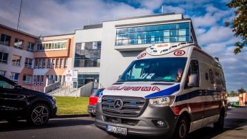 Ratownicy medyczni słupeckiego szpitala od poniedziałku wracają do pracy