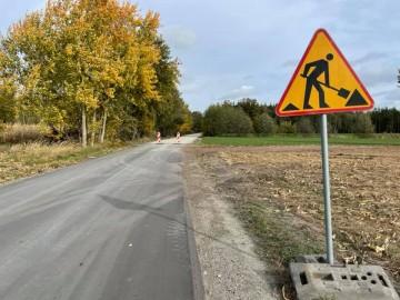 Połączą asfaltem kilka miejscowości w gminie Grodziec