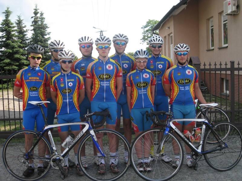 Cykliści nie dali szans rywalom
