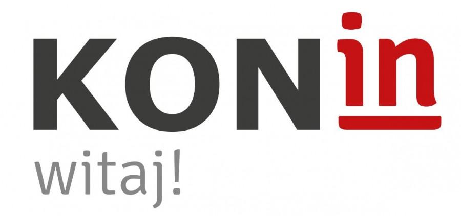 Konin ma nowe logo