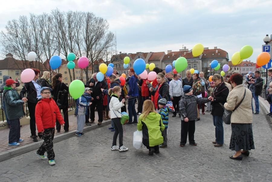 Balony z marzeniami