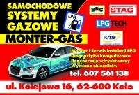 Samochodowe Systemy Gazowe Monter-Gas