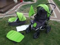 Piękny wózek wielofunkcyjny