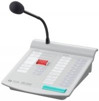 Systemowa mikrofonowa konsola TOA RM-200X