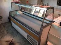 Lada witryna chłodnicza do mięs