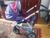 Wózek BOLDER 2W1 219zł