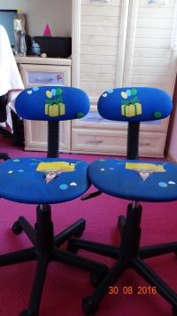 Sprzedam foteliki biurowe