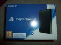 Konsola SONY PlayStation TV Micro + karta pamięci i 3 gry
