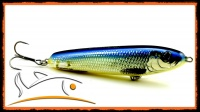 Wobler SALMO SWEEPER 12S LE HOLO HERING + GRATIS