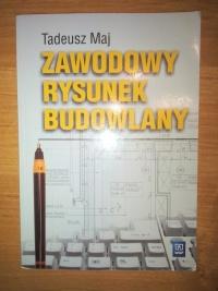Sprzedam książkę Zawodowy Rysunek Budowlany