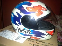 Kask AGV roz. S-M