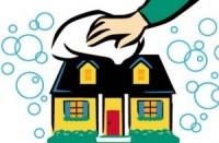 Mycie okien. Sprzątanie domów i mieszkań .