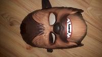 Sprzedam oryginalną maskę Star Wars