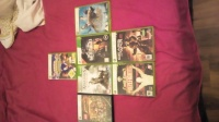 Sprzedam Gry na Xboxa 360