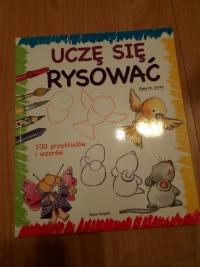 Książka nauczająca rysunku - dla dzieci