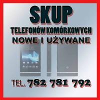 Zdecydowanie KUPIĘ NOWE I UŻYWANE TELEFONY KOMÓRKOWE