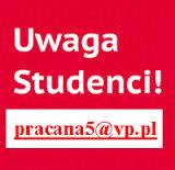 – UWAGA  STUDENCI PRACA NA  5  !!! Wykwalifikowana polonist