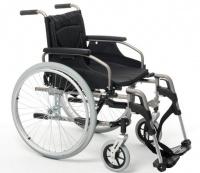 Wózek inwalidzki aluminiowy - lekki VERMEIREN V300
