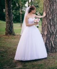 Sprzedam suknię princeskę