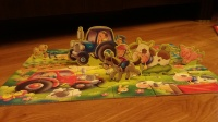Sprzedam puzzle 3d