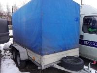 Sprzedam przyczepę RYDWAN 2009 r. Masa cał. 750 kg