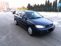 Opel Astra G Kombi 2,0Dtl 82KM 1999/2000rok
