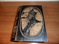 Szkatułka-książka-skrytka ANTYK