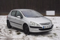 Peugeot 307 1.6 benzyna klimatyzacja z Niemiec PO OPŁATACH
