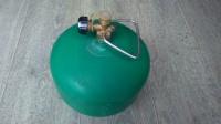 Butla turystyczna 2kg do gazu  Propan- Butan