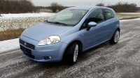 SPRZEDAM, Fiat Punto Grande 1.4 16V Benzyna