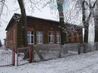 Wola Koszucka, gm. Lądek - budynek parterowy