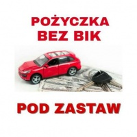 Pożyczka pod zastaw i na zakup auta.  100% bez BIK,KRD