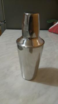 Nowy shaker stalowy